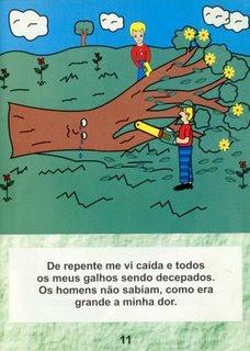 011 - Atividades para o Dia da árvore