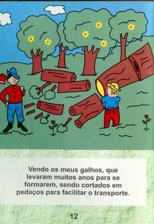 012 - Atividades para o Dia da árvore
