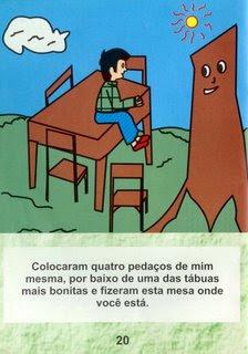 020 - Atividades para o Dia da árvore