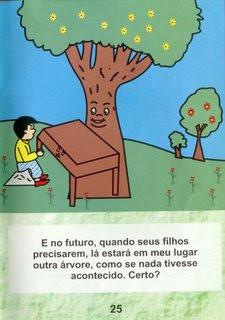 025 - Atividades para o Dia da árvore