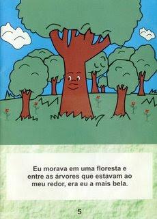 05 - Atividades para o Dia da árvore