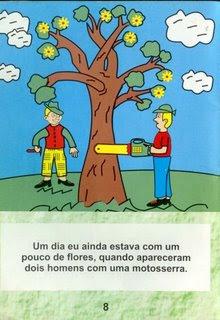 08 - Atividades para o Dia da árvore