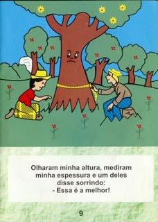 09 - Atividades para o Dia da árvore