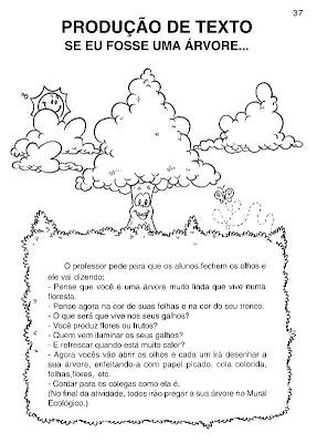 SemTC3ADtulo 38 - Atividades para o Dia da árvore
