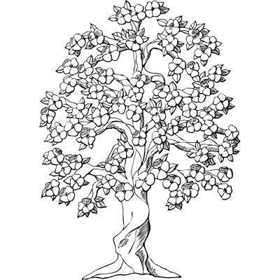 johnny automatic flowering tree - Atividades para o Dia da árvore