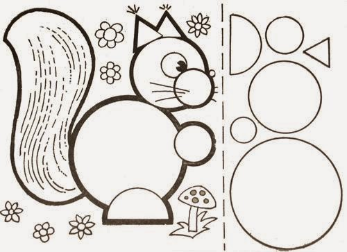 Baixar Atividades De Educacao Infantil Vogais Para Pintar